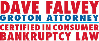Groton Connecticut Attorney David Falvey Certified in Consumer Bankruptcy