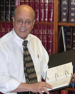 Attorney Dave Falvey Bankruptcy profile