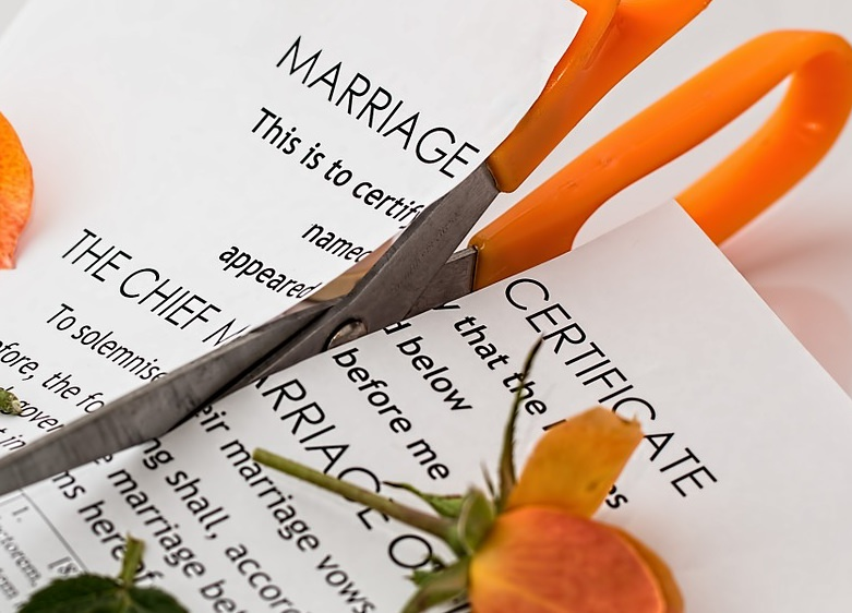 Null marriage certificate
